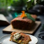 Inspired by South Indian Rava Kichadi comes this Savory Semolina Loaf -flavored with whole spices and full of vegetables. Vegan | Gluten Free | Breakfast | Dinner | Food Photography | Food Styling | Indian food