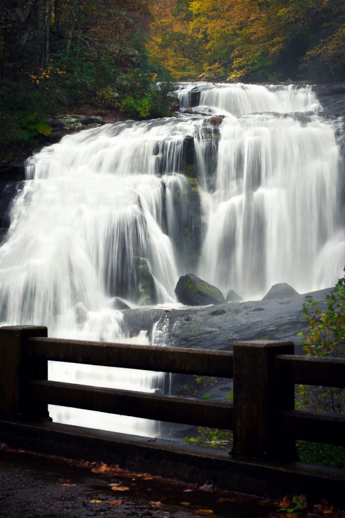 I've been dreaming of this Fall Cookout weekend for months now, and what finally transpired was everything and more. Bald River Falls, Tellico Plains, Tennessee.