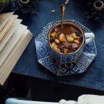 One pot Vegan Chilli Soup