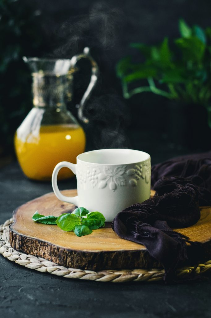 This VEGAN Broth is good enough to drink as a warm beverage and is absolutely rejuvenating, especially when you're too sick or tired to eat food.