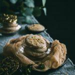 VEGAN Peanut Shortbread Cookies