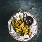 Oven Baked Ras-el-Hanout Fries