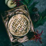 VEGAN Apple Pie for Two