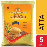 Aashirvaad Multigrain Atta - Wheat flour