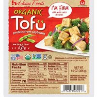 House Foods, Organic Firm Tofu, 14 oz