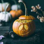 VEGAN Pumpkin Queso Fundido