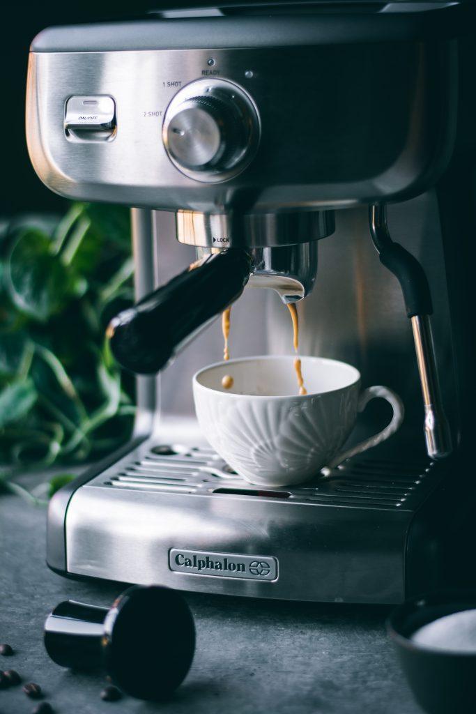 Dairy-free Mocha Hazelnut Cappuccino