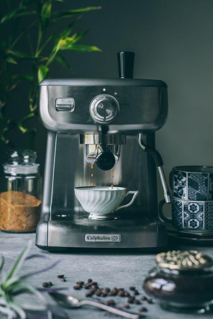 Calphalon TempiQ Espresso Machine