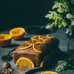 VEGAN Blender Orange Cake