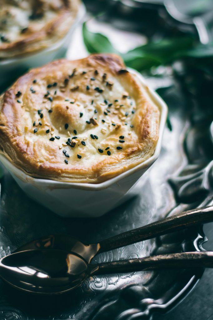 VEGAN Korma Pot Pie
