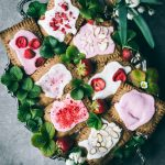 Teff Strawberry Pop Tarts